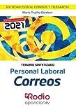Personal laboral de Correos y Telégrafos. Temario Sintetizado: Sociedad Estatal...