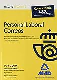 Personal Laboral de Correos y Telégrafos. Temario Volumen 2