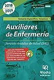 Auxiliares de Enfermería. Servicio Andaluz de Salud (SAS) Temario Específico...