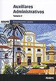 Temario 2 Auxiliares Administrativos de Corporaciones Locales (Temario...