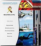 Pack Temario Ingreso Guardia Civil 2021 Neoestudio + Libro guía + 1 mes Aula...