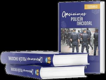 Descargar Temario de Policía Nacional 2021 GRATIS