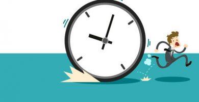 gestión del tiempo estudio oposiciones