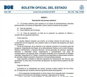 Oposiciones Guardia Civil 2021