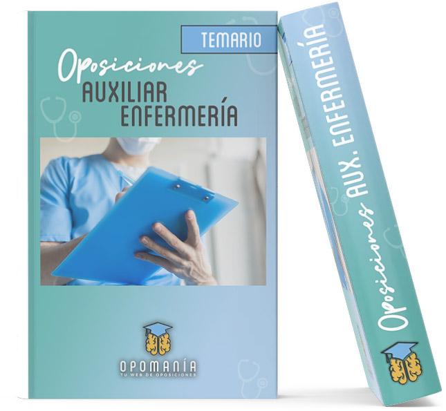 Descargar Temario de las Oposiciones de Auxiliar de Enfermería GRATIS