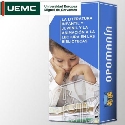 Enseñanza LITERATURA INFANTIL Y JUVENIL Y LA ANIMACIÓN A LA LECTURA EN LAS BIBLIOTECAS