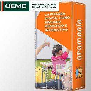aprenderás los conocimientos y habilidades necesarias para el uso de la Pizarra Digital
