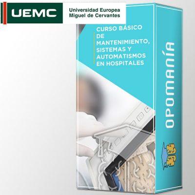 Enseñanza de MANTENIMIENTO, SISTEMAS Y AUTOMATISMOS EN HOSPITALES